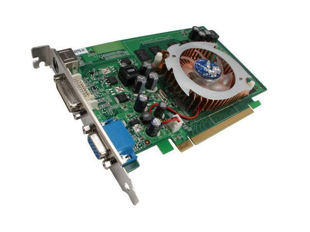 BIOSTAR GeForce 9400 GT DirectX 10 VN9402TS51 Video Card