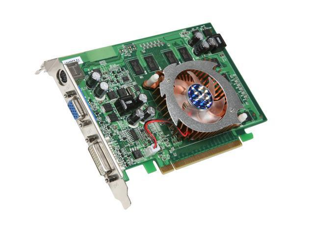 BIOSTAR GeForce 9400 GT DirectX 10 V9402GTG1 1GB 128-Bit GDDR2 PCI Express 2.0 x16 HDCP Ready Video Card