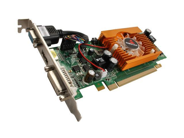 BIOSTAR GeForce 9400 GT VN9402TH51 Video Card