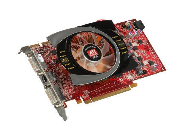 BIOSTAR Radeon HD 4770 DirectX 10.1 VA4775ND51 Video Card