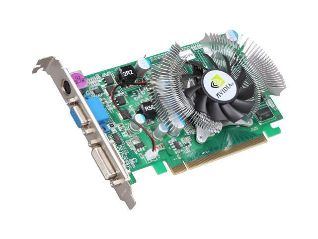 BIOSTAR GeForce 9400 GT DirectX 10 VN9402TS56-AB1RA Video Card