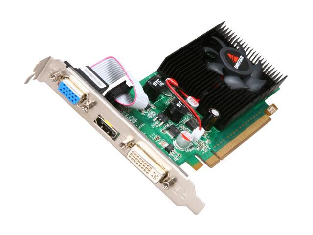 BIOSTAR GeForce 210 DirectX 10.1 VN2103NHG6 Video Card
