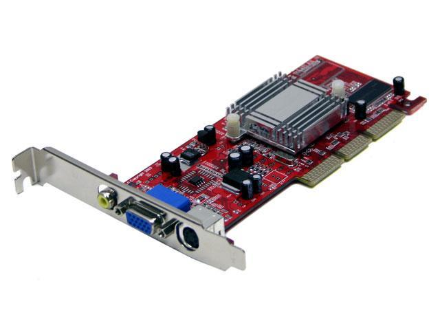 connect3D Radeon 7000 DirectX 7 6052 Low Profile Video Card