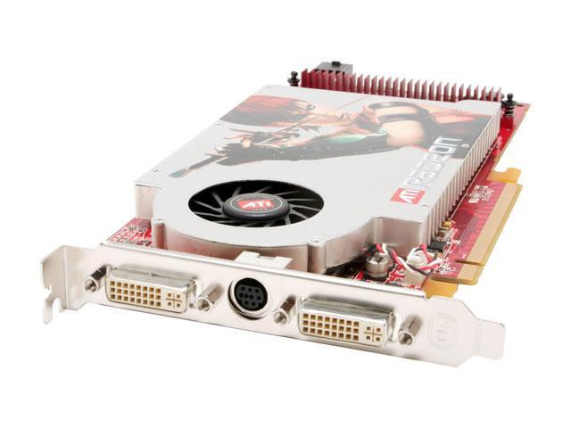 connect3D Radeon X1900GT DirectX 9 3058 B 256MB 256-Bit GDDR3 PCI Express x16 CrossFire Video Card