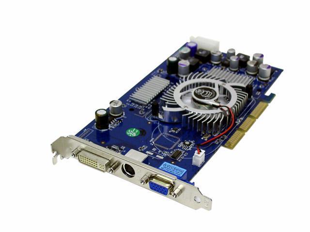 BFG Tech GeForce FX 5200 DirectX 9 ASLM52128U Video Card
