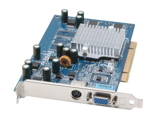 3D Fuzion GeForce MX4000 DirectX 7 3DFR4000P Video Card