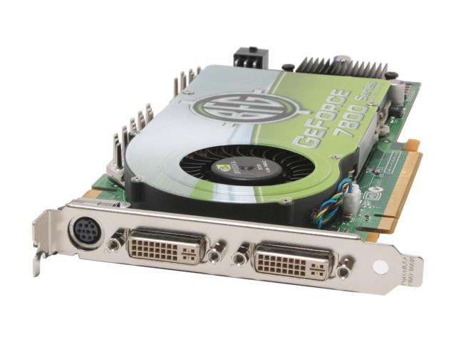 BFG Tech GeForce 7800GTX DirectX 9 BFGR78256GTXCOD2 256MB 256-Bit GDDR3 PCI Express x16 SLI Support Video Card bundled with Call of Duty 2