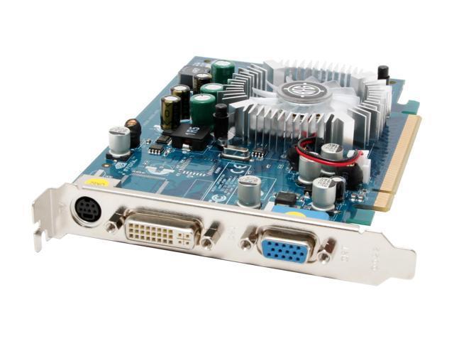 BFG Tech GeForce 7300GS DirectX 9 BFGR73256GSOCE Video Card