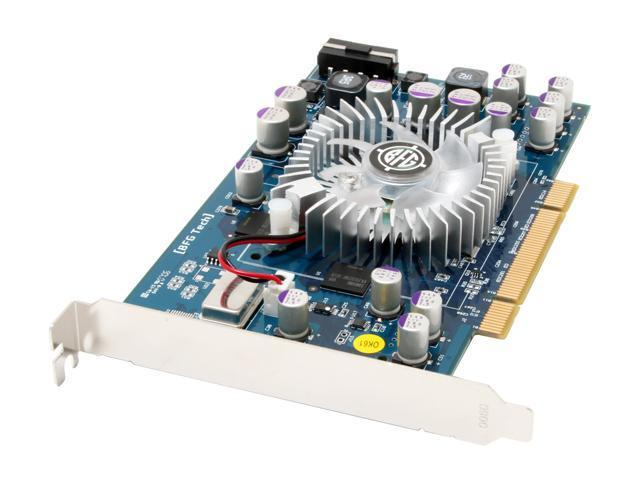 BFG Tech PhysX Processing Unit BFGRPHYSX128P 128MB 128-Bit GDDR3 PCI Physics Card