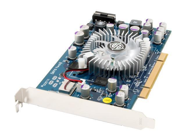 BFG Tech PhysX Processing Unit BFGRPHYSX128P 128MB 128-Bit GDDR3 PCI Physics Card