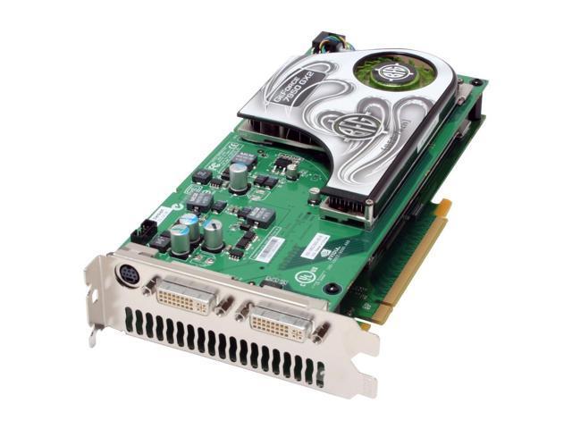 BFG Tech GeForce 7950GX2 DirectX 9 BFGR7950GX21GBE Dual GPU Video Card