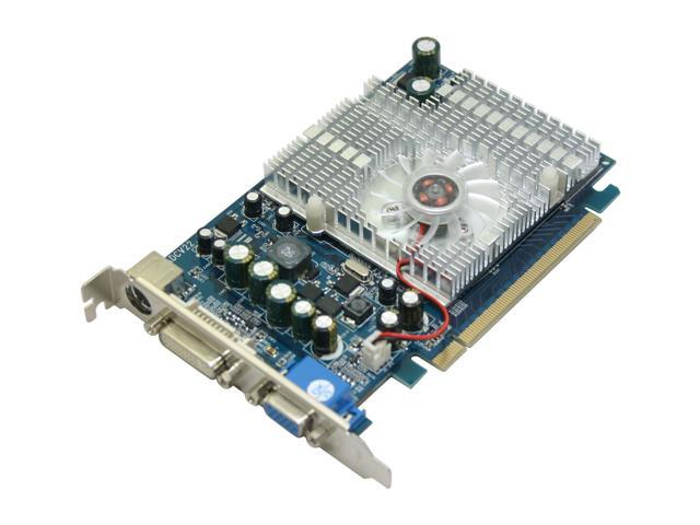 3D Fuzion GeForce 6600 DirectX 9 3DFR66256X 256MB 128-Bit DDR PCI Express x16 SLI Support Video Card