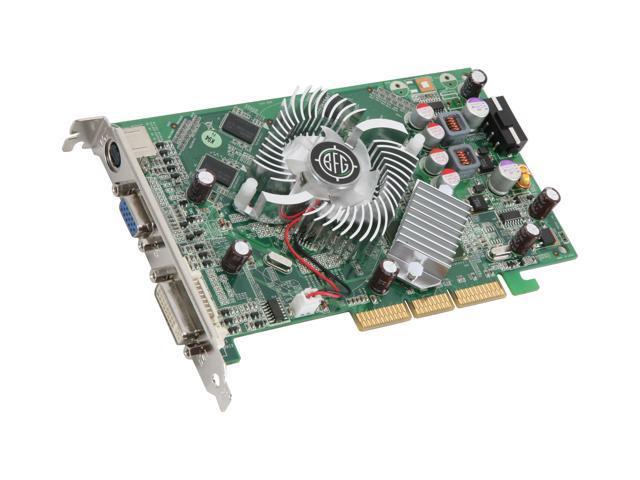 BFG Tech GeForce 7300GT DirectX 9 BFGE73512GT Video Card