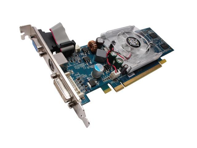 BFG Tech GeForce 9400 GT DirectX 10 BFGE94512GTE 512MB 128-Bit GDDR2 PCI Express 2.0 x16 HDCP Ready Video Card