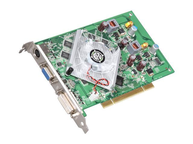 BFG Tech XLR8 GeForce 8400 GS DirectX 10 BFGE84512GSP 512MB 64-Bit DDR2 PCI HDCP Ready Video Card