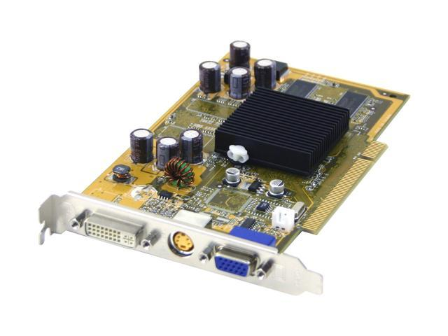PROLINK GeForce MX4000 DirectX 7 PV-N18BP(128LP) Video Card