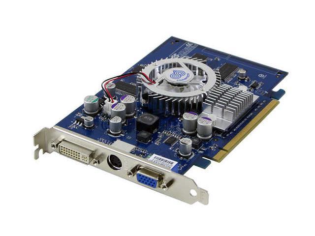 CHAINTECH GeForce PCX5750 DirectX 9 SE5750-128 128MB 128-Bit DDR PCI Express x16 Video Card
