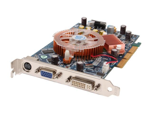 CHAINTECH GeForce 7300GT DirectX 9 GSA73GT Video Card