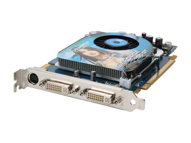 CHAINTECH GeForce 8600 GT DirectX 10 GSE86GT-A1 Video Card