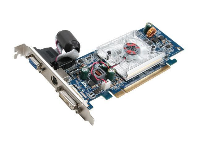 CHAINTECH GeForce 8500 GT DirectX 10 GSV85GT 512MB Video Card