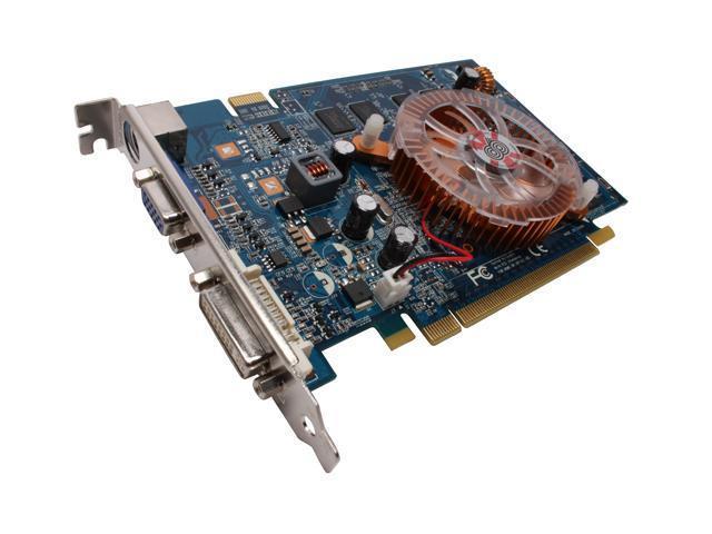 CHAINTECH GeForce 8600 GT DirectX 10 GSE86GT 512MB Video Card