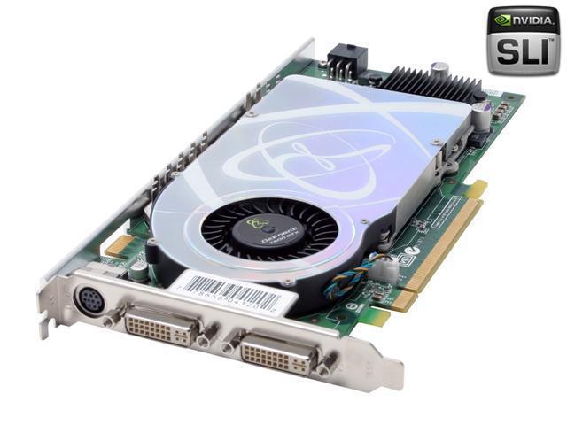 XFX GeForce 7800GTX DirectX 9 PVT70FUNDE Video Card