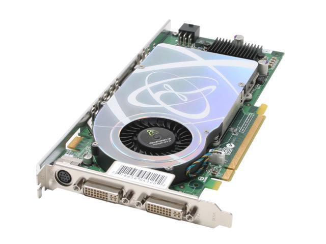 XFX GeForce 7800GTX DirectX 9 PVT70FUND7 Video Card
