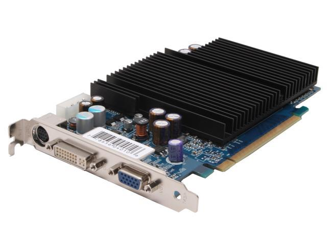 XFX GeForce 6600 DirectX 9 PVT43PUAH3 256MB 128-Bit DDR PCI Express x16 SLI Support Video Card