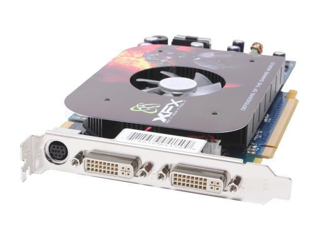 XFX GeForce 6800XT DirectX 9 PVT42EUDP7 256MB 256-Bit GDDR3 PCI Express x16 SLI Support Video Card
