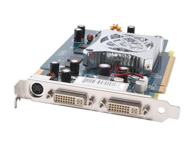 XFX GeForce 6600 DirectX 9 PVT43PUDS7 256MB 128-Bit GDDR2 PCI Express x16 SLI Support Video Card