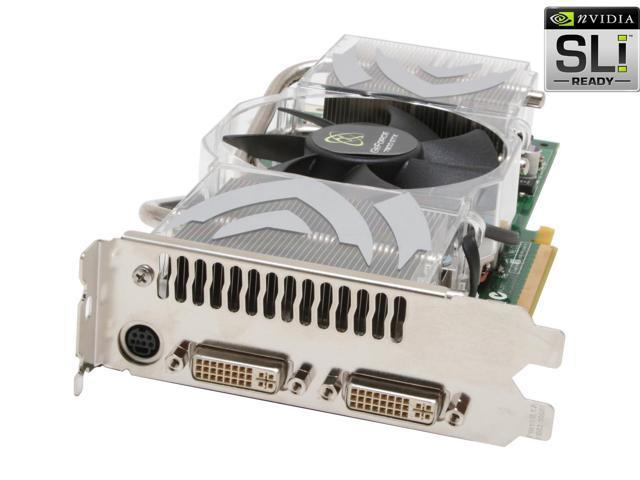 XFX PV-T71F-YDL9 GeForce 7900GTX 512MB 256-bit GDDR3 PCI Express x16 SLI Supported Video Card