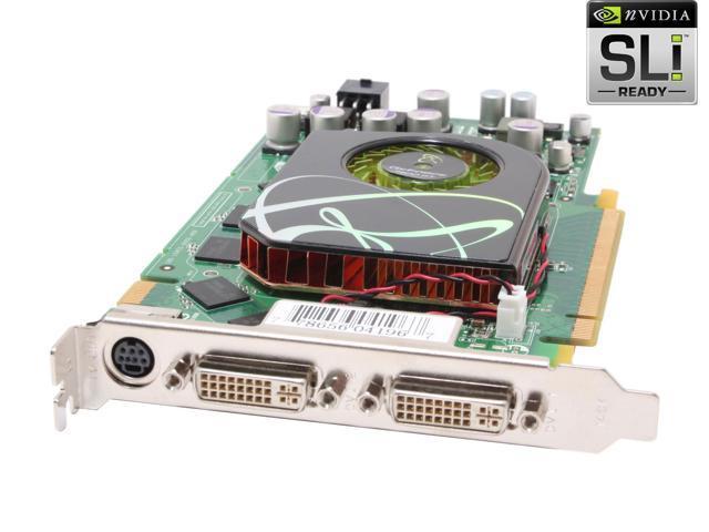 XFX GeForce 7900GT DirectX 9 PV-T71G-UDF7 Video Card