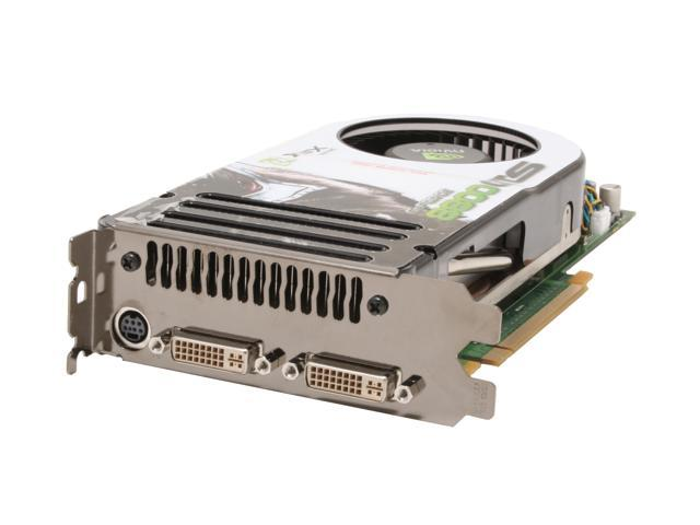 XFX PVT80GGHE4 GeForce 8800GTS 320MB 320-bit GDDR3 PCI Express x16 HDCP Ready SLI Supported Video Card