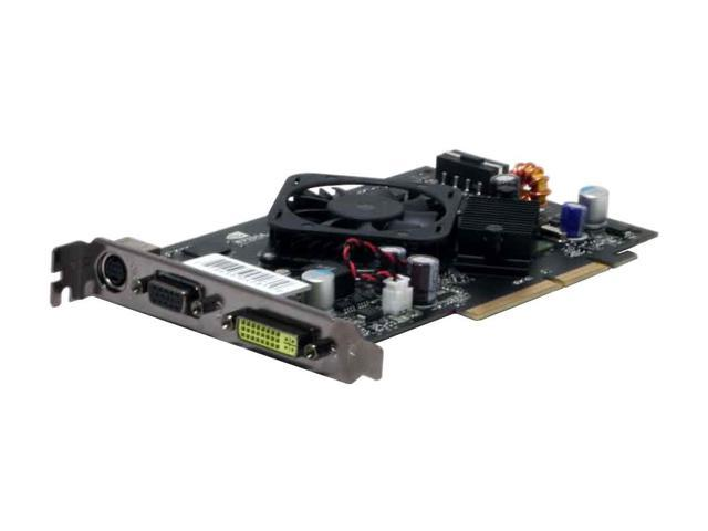 XFX GeForce 7600GS DirectX 9 PVT73KUAL3 Video Card