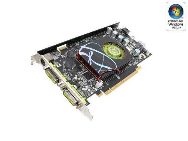 XFX GeForce 7950GT DirectX 9 PVT71JYPF4 512MB 256-Bit GDDR3 PCI Express x16 SLI Support Video Card
