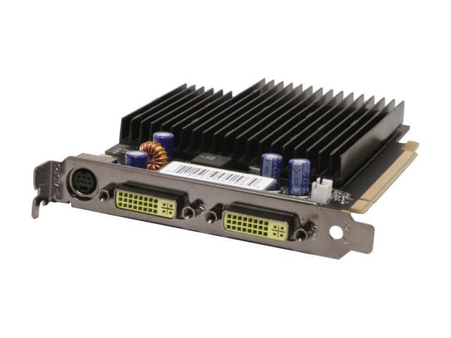 XFX GeForce 7600GS DirectX 9 PVT73PYDJ3 512MB 128-Bit GDDR2 PCI Express x16 SLI Support Video Card
