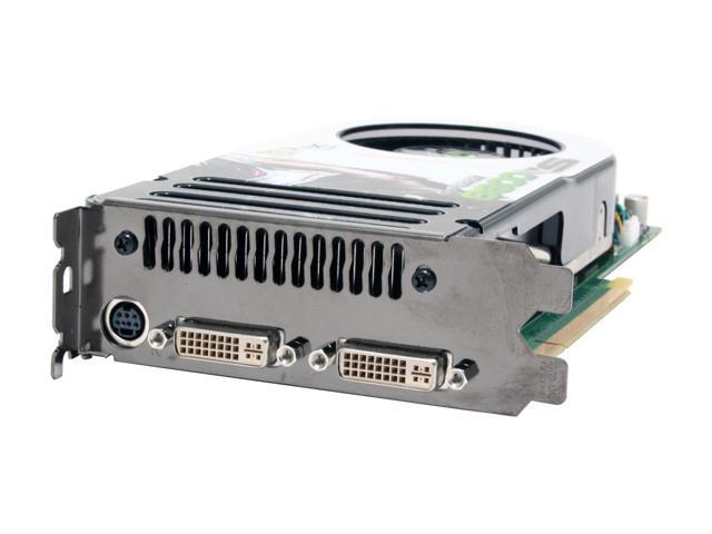 XFX GeForce 8800 GTS DirectX 10 PVT80GTHD4 Video Card