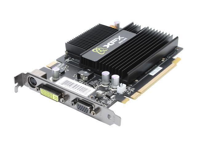 XFX GeForce 8500 GT DirectX 10 PVT86JUAHG Video Card