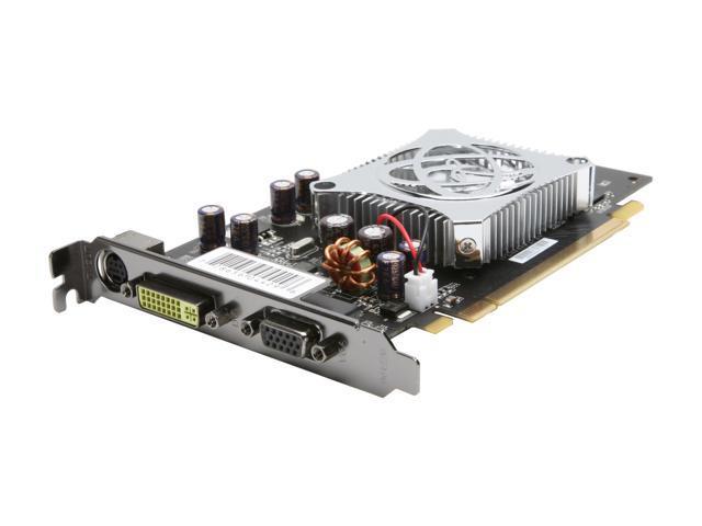 XFX GeForce 8400 GS DirectX 10 PVT86SYAFG Video Card