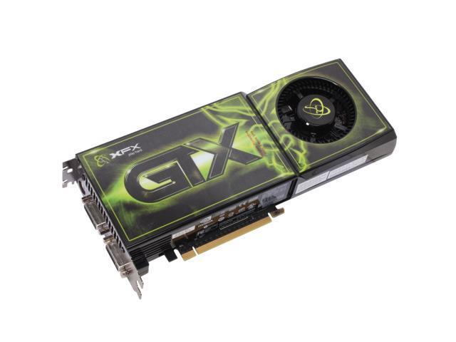 XFX GeForce GTX 280 DirectX 10 GX280NZDDU Video Card