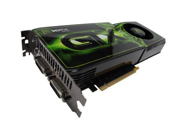 XFX GeForce GTX 285 DirectX 10 GX285NZDFF 1GB 512-Bit GDDR3 PCI Express 2.0 x16 HDCP Ready SLI Support Video Card