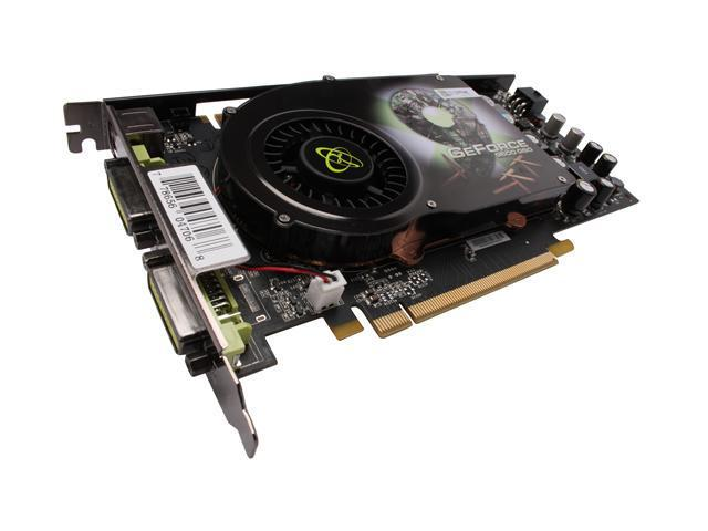 XFX GeForce 9600 GSO DirectX 10 PVT96OZDFU Video Card