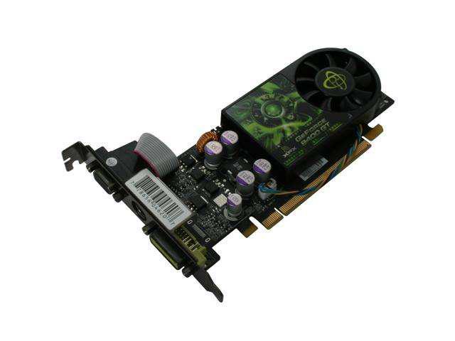 XFX GeForce 9400 GT DirectX 10 PVT94GZAFG 1GB 128-Bit GDDR2 PCI Express 2.0 x16 HDCP Ready Video Card