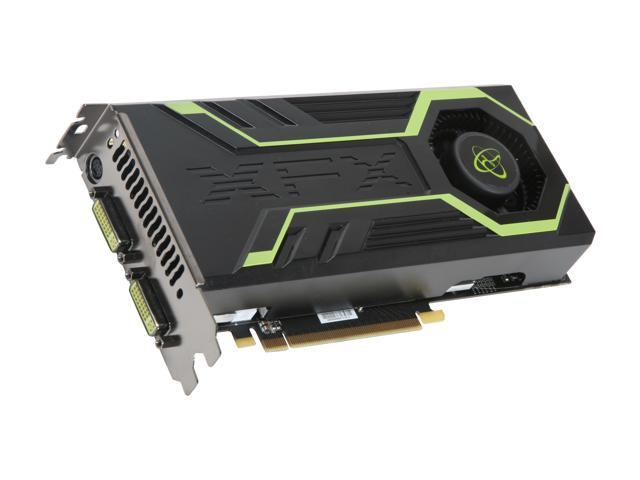 XFX GeForce GTS 250 DirectX 10 GS250XZDFC Video Card