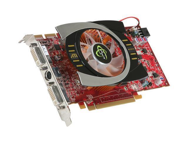 XFX Radeon HD 4770 HD-477A-YDLC Video Card