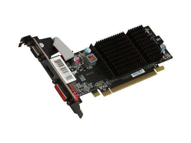 XFX Radeon HD 4350 DirectX 10.1 HD-435X-YNH2 Video Card