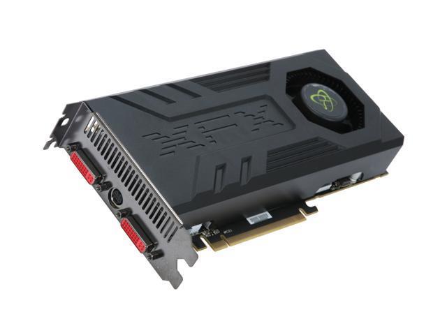 XFX Radeon HD 4850 DirectX 10.1 HD485XYDF Video Card