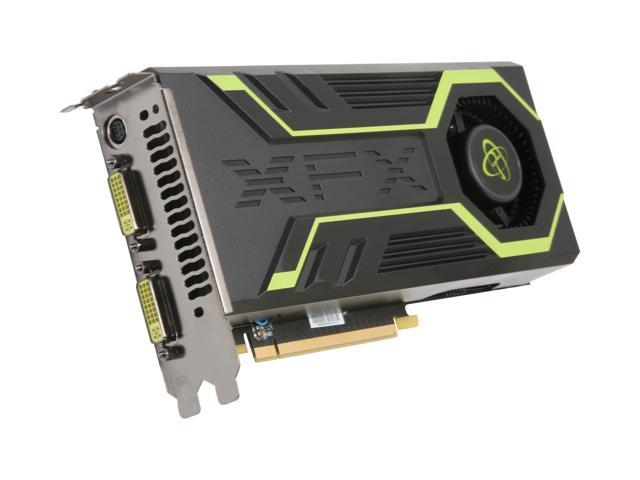 XFX GeForce GTS 250 DirectX 10 GS250XZDFU Video Card
