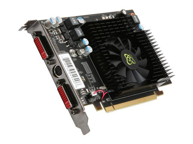 XFX Radeon HD 4670 DirectX 10.1 HD-467X-ZDF2 Video Card