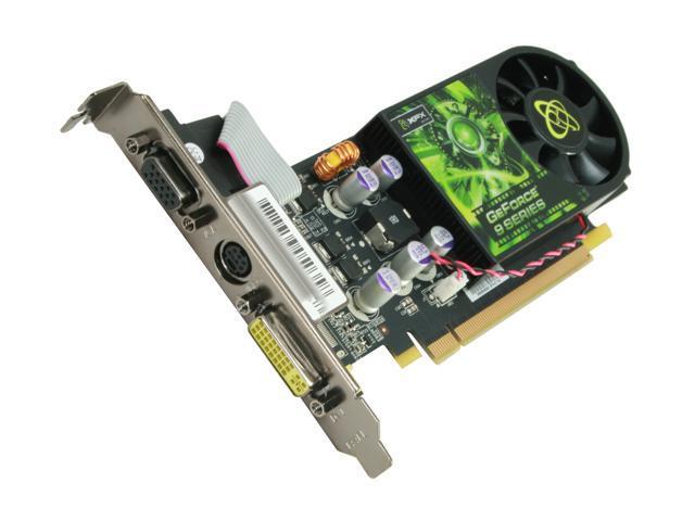 XFX GeForce 9500 GT DirectX 10 PVT95GYAJ2 Video Card